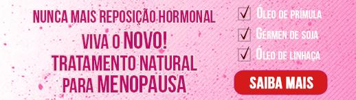 Reposição hormonal