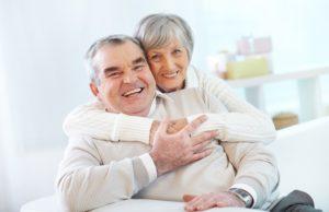 Casal de idosos mostra como é viver bem