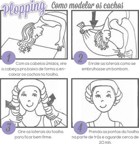 cabelos-afros-plopping