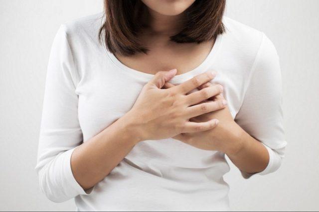 seios doloridos na menopausa